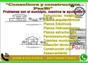 Tramites municipales planos