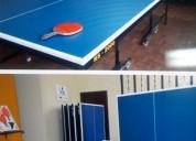 Mesa de tennis o ping pong  0984660771