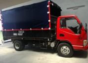 Alquiler de camion 3.5 ton