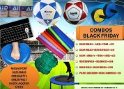 Black friday megasport implementos deportivos