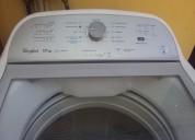 Vendo lavadora whirpool flamante como nueva