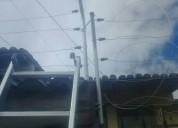 Cercas elÉctricas riobamba instalacion