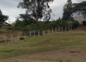 Vendo terreno 2.250 m2 en puembo