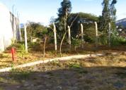 Vendo terreno urbanizado en puembo