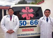 Ambulancia telf 0999 582062