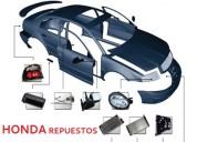 Honda repuestos precios precios sin competencia