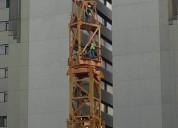 Montador de grúas torre