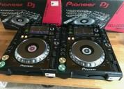 Nuevos pioneer dj cdj2000nxs2 mixer $700usd