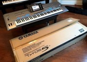 Nuevos yamaha tyros 5 61keys teclado $1000usd