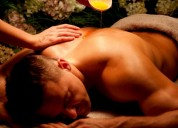 Relaxing erotic massage for men