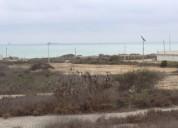 Terreno 25.000 m2 cruzando una calle a la playa