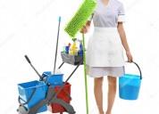 Busco personal femenino para limpieza de casas