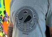 Camiseta gris talla s rolyatomic150