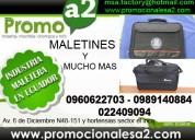 Maletines importados y fabricantes