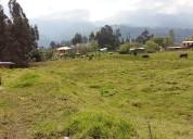 Terreno grande  venta en carigan, cerca al redondl