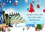 Juegos de ajedrez medida reglamentaria