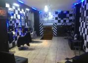 BarberÍa en venta