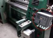 Sistema de alineación automática para cortadoras