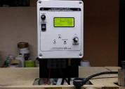 Sistema de control para impresoras flexográficas