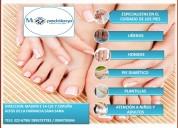 Podólogo especialista en tus pies