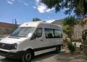 Renta de van para turismo para 12 pasajeros