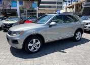 Volkswagen touareg hibrido 2013 111986 kms