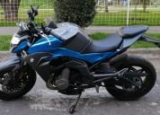 Deportiva 650cc nk