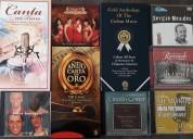Colección discográfica cds originales
