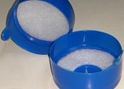 Tapas para botellón de agua de 20 litros