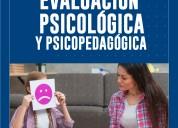 EvaluaciÓn psicolÓgica y psicopedagÓgica