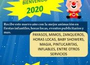 Payasos, animación de fiestas infantiles latacunga