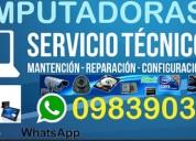 Tecnico informatica mantenimiento reparacion