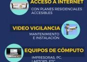 Internet con fibra optica