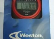 CronÓmetros marca weston garantizados