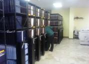 Fabricamos archivares rodantes a nivel nacional