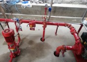 Instalacion de sistema contra incendios segun nfpa