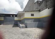 Arriendo galpon o bodega 300m² - sector industrial