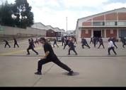 Instructor de bailoterapia
