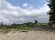 El mejor terreno ubicado en la playa de olón