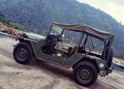 Jeep tactico  mutt 4x4