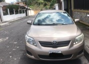 Vendo toyota impecable