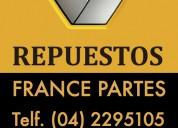 Repuestos renault france partes telfs. 0986960775