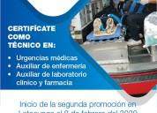 TÉcnico en auxiliar de enfermerÍa