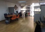 Oficina 50 m2 en alquiler shyris - rep. salvador