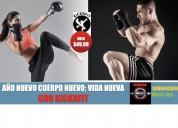 Clases de karate kickboxing valle de los chillos