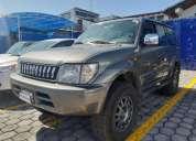 Toyota land cruiser prado vx 2005 255000 kms