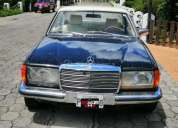 Mercedes benz 1978 90000 kms
