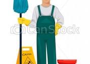 Soy empleado domestico