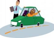 Clases privada de conducir