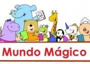 Curso vacacional 2020 niños y niñas de 2 a 5 años